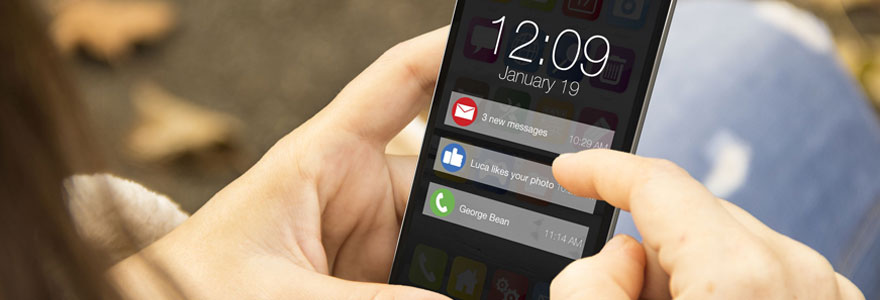 Activer les notifications push sur Android